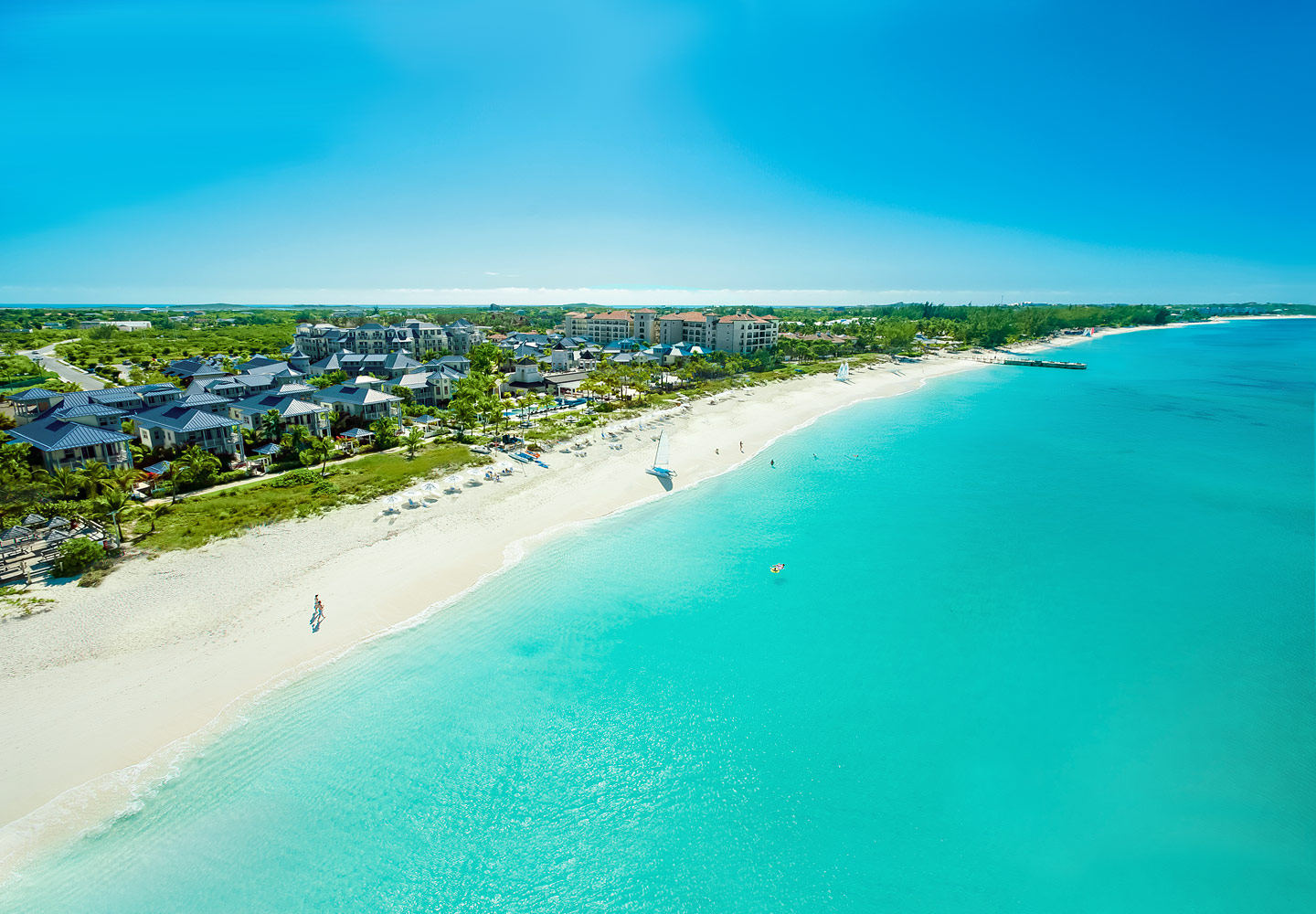 beaches turks and caicos | interliner